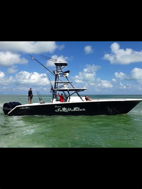 seahunter boat test 1000 images about boats on pinterest bay boats mercury