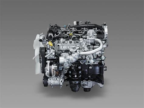Toyota New Engine Technology Toyota S New Gd Turbo Diesel Engines Gets Detailed Auto