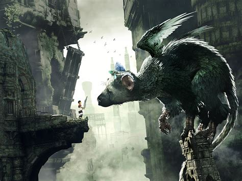 Guardian Pics The Last Guardian Poster Poster Nerdemia