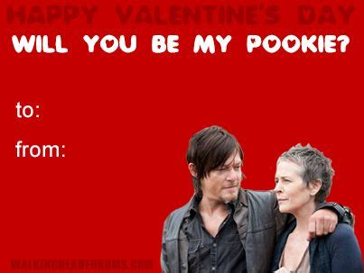 1000 images about the walking dead valentines on