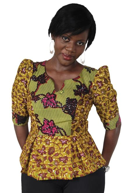 ankara blouses 1000 images about ankara designs on pinterest