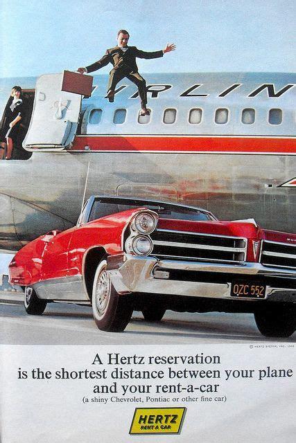 Car Rental Types Hertz by Us Rental Car Uk Hire Car Hertz Vintage1960 S Ad