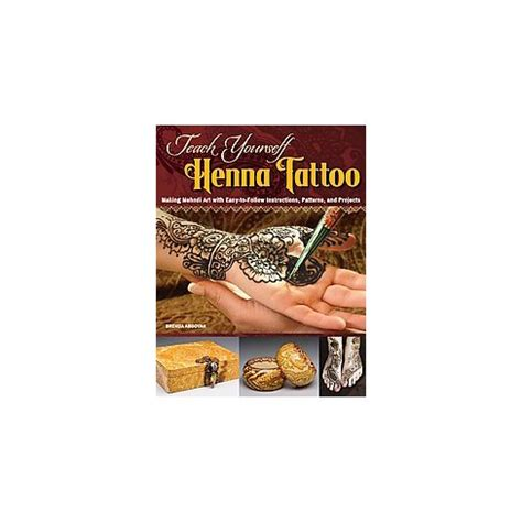 henna tattoo kits target teach yourself henna mehndi with easy