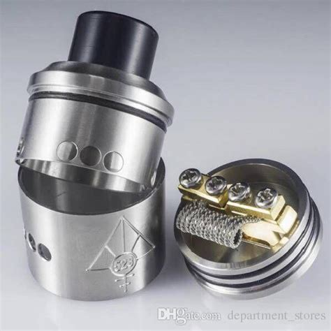 Special Custom Drip Tip Untuk Goon Lp 100 Garansi No Heat 528 Custom Goon Rda Atomizer Peek Insulators Large Space
