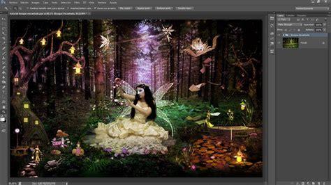 imagenes bonitas bosque de fantasias tutorial photoshop bosque encantando by karmenquesada