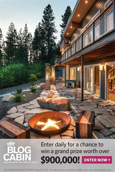 Www Diynetwork Com Sweepstakes - diy blog cabin 2015 sweepstakes autos post
