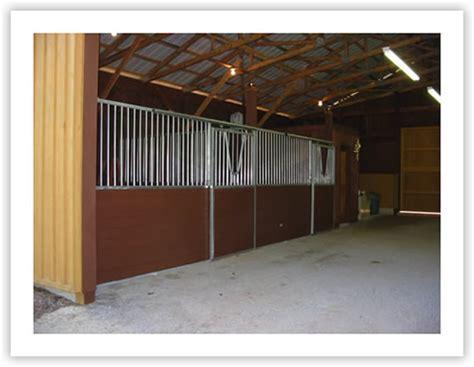 Triton Sheds by Stalls Standard Stalls Triton Stall