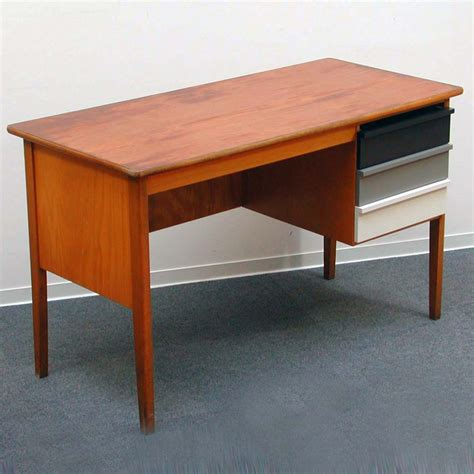 Teachers Desk For Sale by Vintage Wooden S Desk 1960s For Sale At Pamono