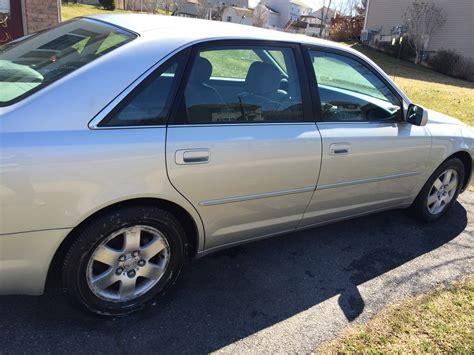 2000 Toyota Avalon 2000 Toyota Avalon Pictures Cargurus