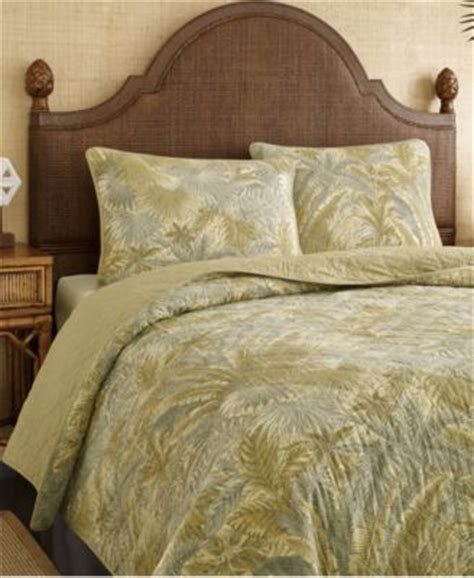 tommy bahama bedding clearance closeout tommy bahama home havana garden quilt collection