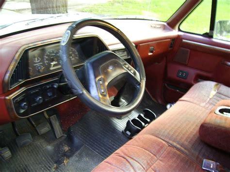 1988 Ford F150 Interior by Camarokid1979 1988 Ford F150 Regular Cab Specs Photos