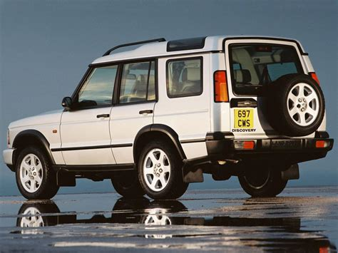 land rover discovery 5 land rover discovery ii 2 5 tdi 136 hp