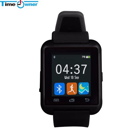 android smart watches bluetooth smart u8 wristwatch message notification