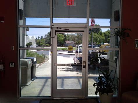Store Front Doors Storefront Glass Door Repair Store Front Door