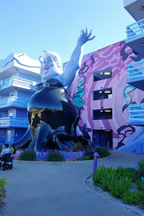 Three Story Building by Review The Little Mermaid Area And Rooms At Disney S Art