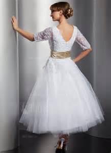 princess linie v ausschnitt knochellang tull brautkleid mit spitze p52 a linie princess linie v ausschnitt wadenlang t 252 ll