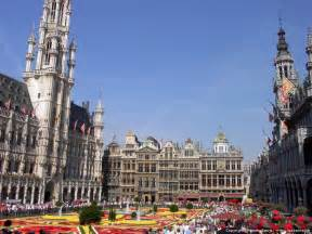 grand place brussels history of the grand place of