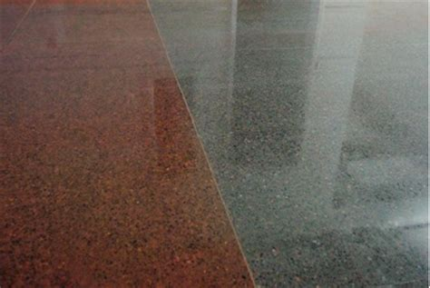 Polished Concrete Floor Sealer by Polished Concrete Concrete Re Surfacing Colour Paving