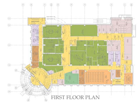 Mayo Clinic Floor Plan Images Center For Advanced Imaging Research Mayo