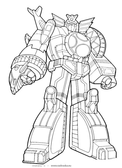 power ranger morphers coloring pages pictures to pin on