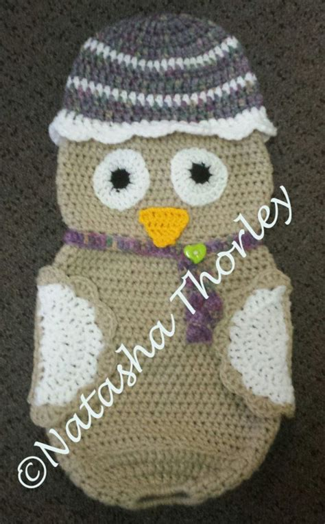 crochet pattern plastic bag holder owl plastic bag holder or pillow by mummabearscrochet on