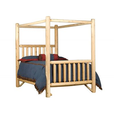 log cabin bed frame log cabin beds rustic bed frames rocky top furniture