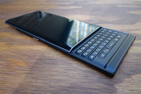 Black Review blackberry priv review maybe blackberry shouldn t die