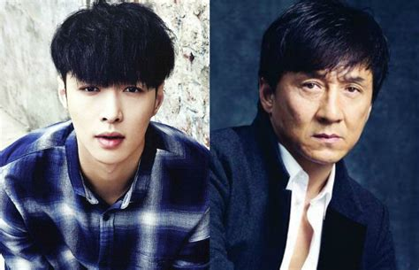exo movie exo s lay and jackie chan s new movie quot kung fu yoga quot in