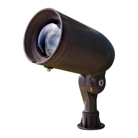 Landscape Spot Lighting Filament Design Skive 1 Light Bronze Outdoor Directional Spot Light Cli Dbm3038 The Home Depot