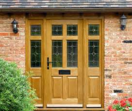 Oak Exterior Doors Solid Oak Doors