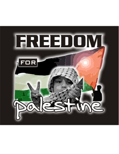 Kaos Palestina For Our Freedom freedom for palestine kaos perjuangan gratisdesain cikandi grafika 0888 1623 900