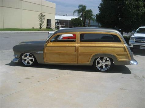 woody ford service 1951 ford woody wagon for sale classiccars cc 712267