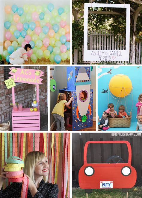themes for photo booth diy photo booth ideas vicky barone