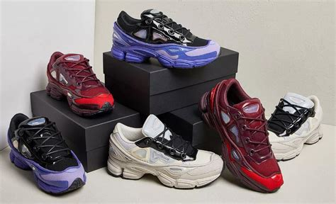 raf simons boots 2018 2018 release originals x raf simons ozweego 2 ii bunny black running shoes sports sneakers for