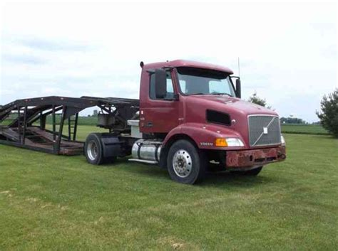 2000 volvo tractor for sale volvo vnm 2000 daycab semi trucks