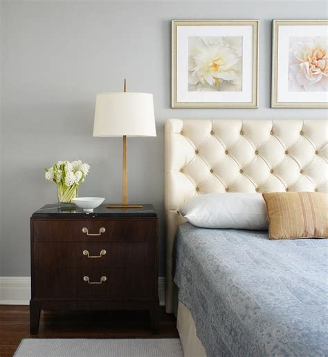 Cream Nightstand Design Ideas