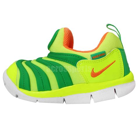 toddler yellow shoes nike dynamo free td yellow green toddler baby running