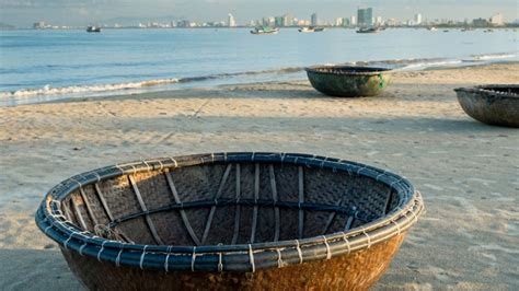 vietnamese boat stories the basket boat ride a unique experience in vietnam