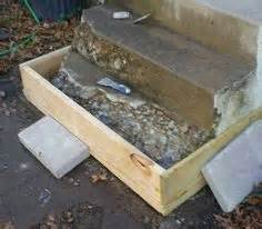 Repair Stairs by Concrete Stairs On Pinterest Steel Stairs Floating