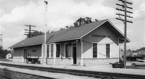 frisco depots oregon county missouri