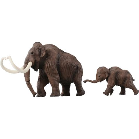 Takara Tomy Tomica Ania White Rhino As 07 takara tomy ania animal al 07 mammoth dinosaur set