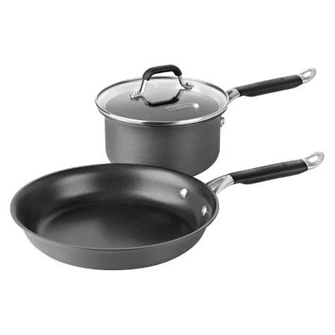 Kitchen Essentials By Calphalon by Calphalon Kitchen Essentials Anodized Cookw Target