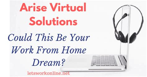 arise work from home is this a legitimate business