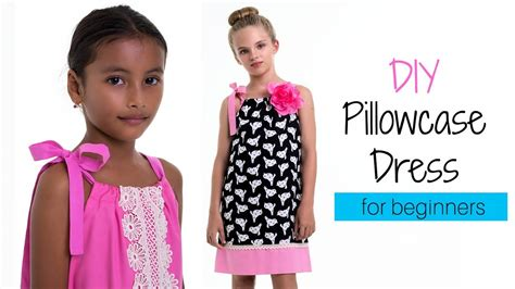 pillowcase pattern youtube free girls dress pattern pillowcase dress youtube
