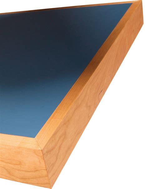 apply wood edging  laminate tops  diy tutorial