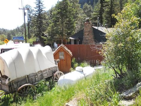 Rustic River Cabins Colorado by View From Property Picture Of Rustic River Cabins Estes