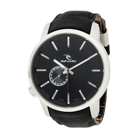 Ripcurl Detroit Black Brown Leather rip curl s a2288 blk detroit leather black brenda j husseyes