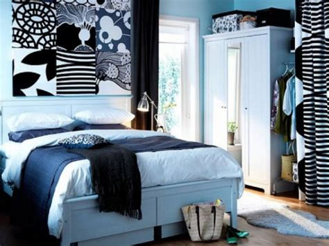 blue and black bedroom interior designs bedrooms contemporary black and blue