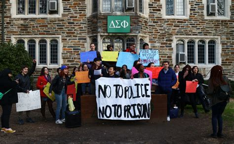 party themes greek life students protest incarceration themed greek life party