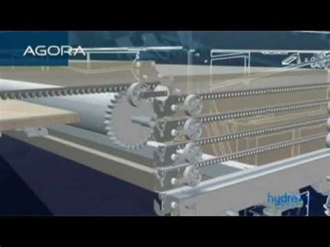 Couverture De Piscine Escamotable Agora Par Hydra Systeme